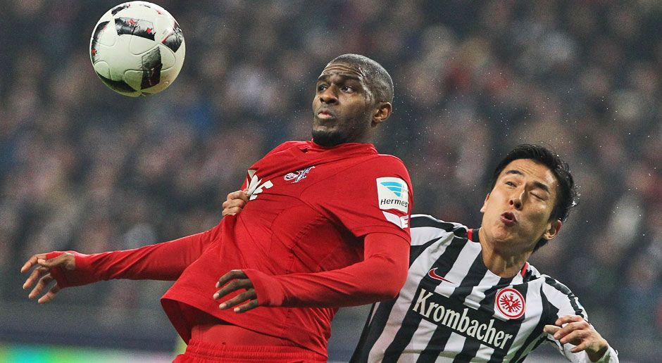 1. FC Köln vs. Eintracht Frankfurt - Bildquelle: This content is subject to copyright.