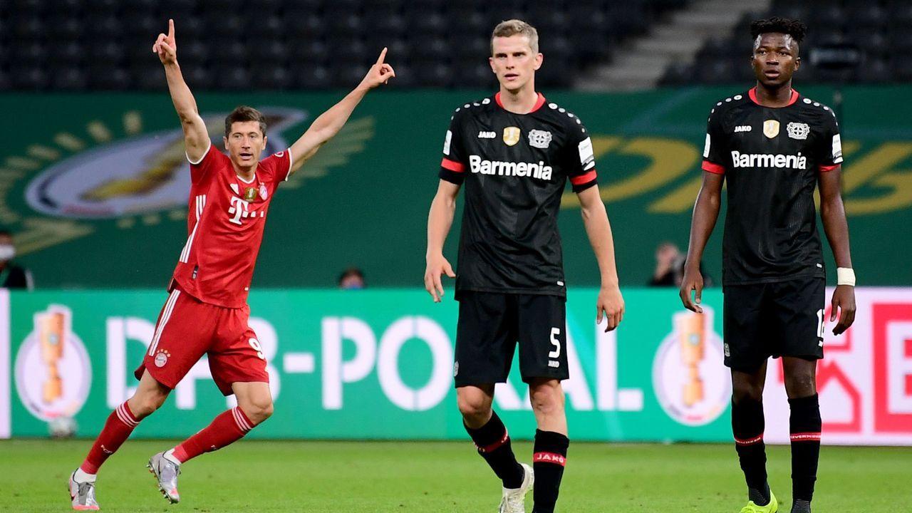 Sieg im DFB-Pokal - Bildquelle: 2020 Pool