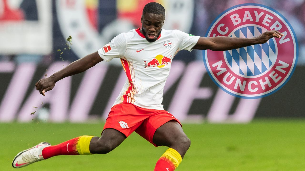 Dayot Upamecano (RB Leipzig) - Bildquelle: 2020 Getty Images