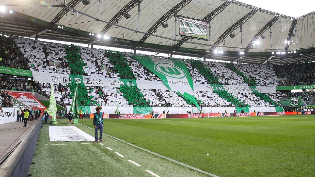 VfL Wolfsburg  - Bildquelle: imago/Christian Schroedter