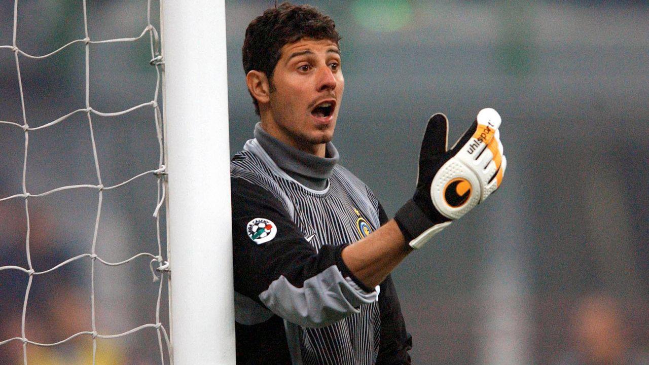 Platz 10 - Francesco Toldo (Inter Mailand) - Bildquelle: Getty Images