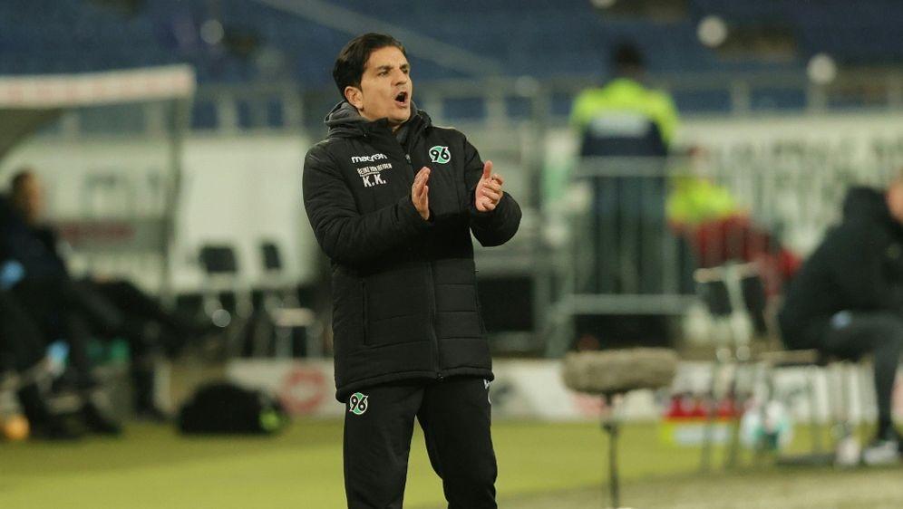 Trainer Kenan Kocak erhält Jobgarantie bis Saisonende - Bildquelle: FIROFIROSID
