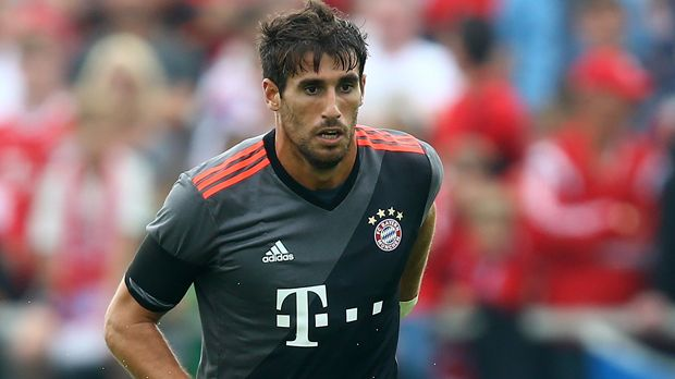 Javi Martinez - Bildquelle: getty