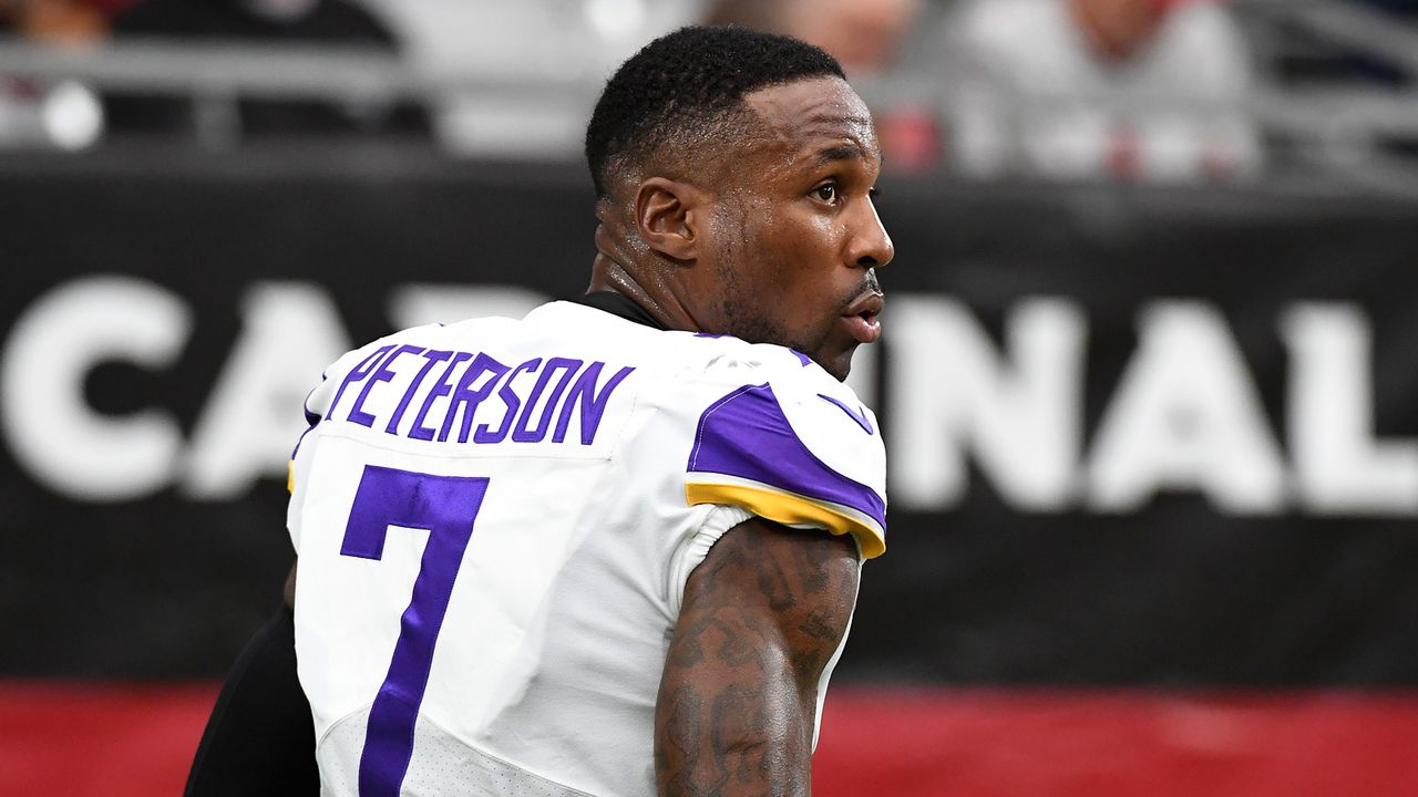 Patrick Peterson (Minnesota Vikings)  - Bildquelle: 2021 Getty Images