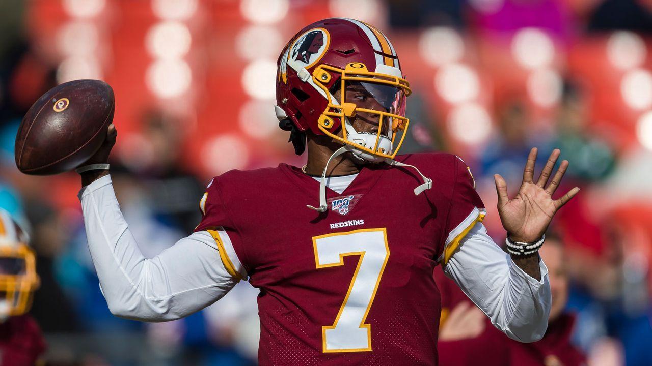 Dwayne Haskins (Washington Redskins) - Bildquelle: 2019 Getty Images