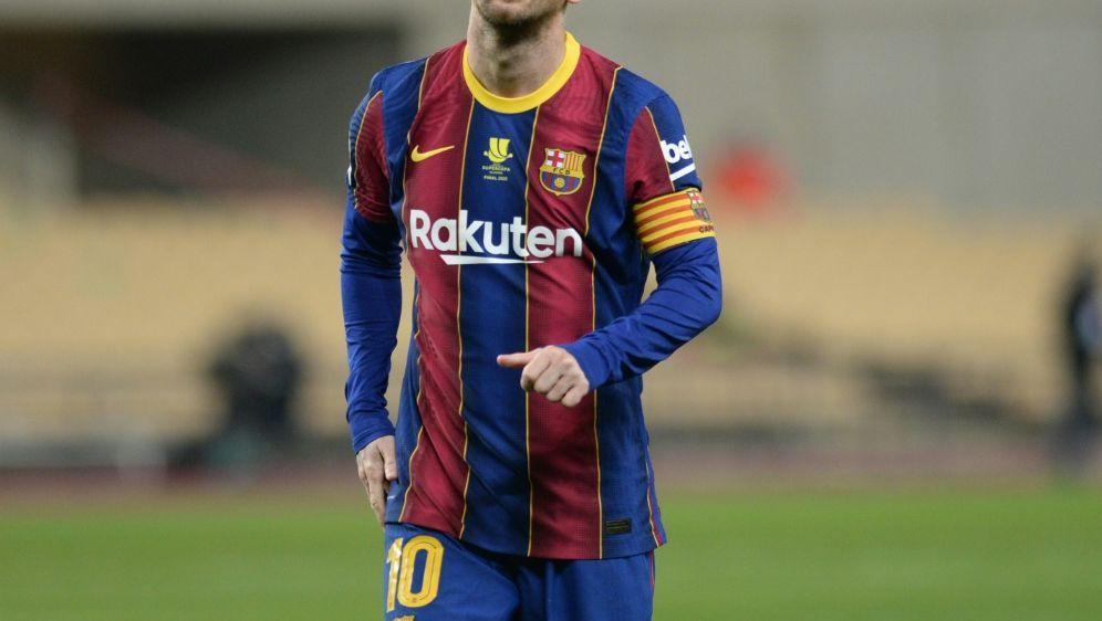 Finalpleite und Rot für Lionel Messi - Bildquelle: AFPSIDCRISTINA QUICLER