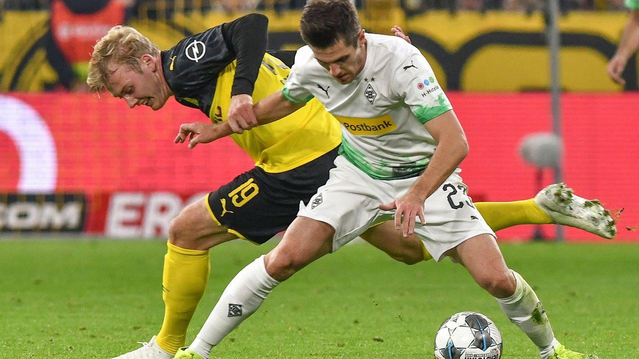Jonas Hofmann (Borussia Mönchengladbach) - Bildquelle: imago
