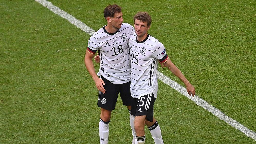 Leon Goretzka ist bereit, den angeschlagenen Thomas Müller gegen Ungarn zu e... - Bildquelle: imago