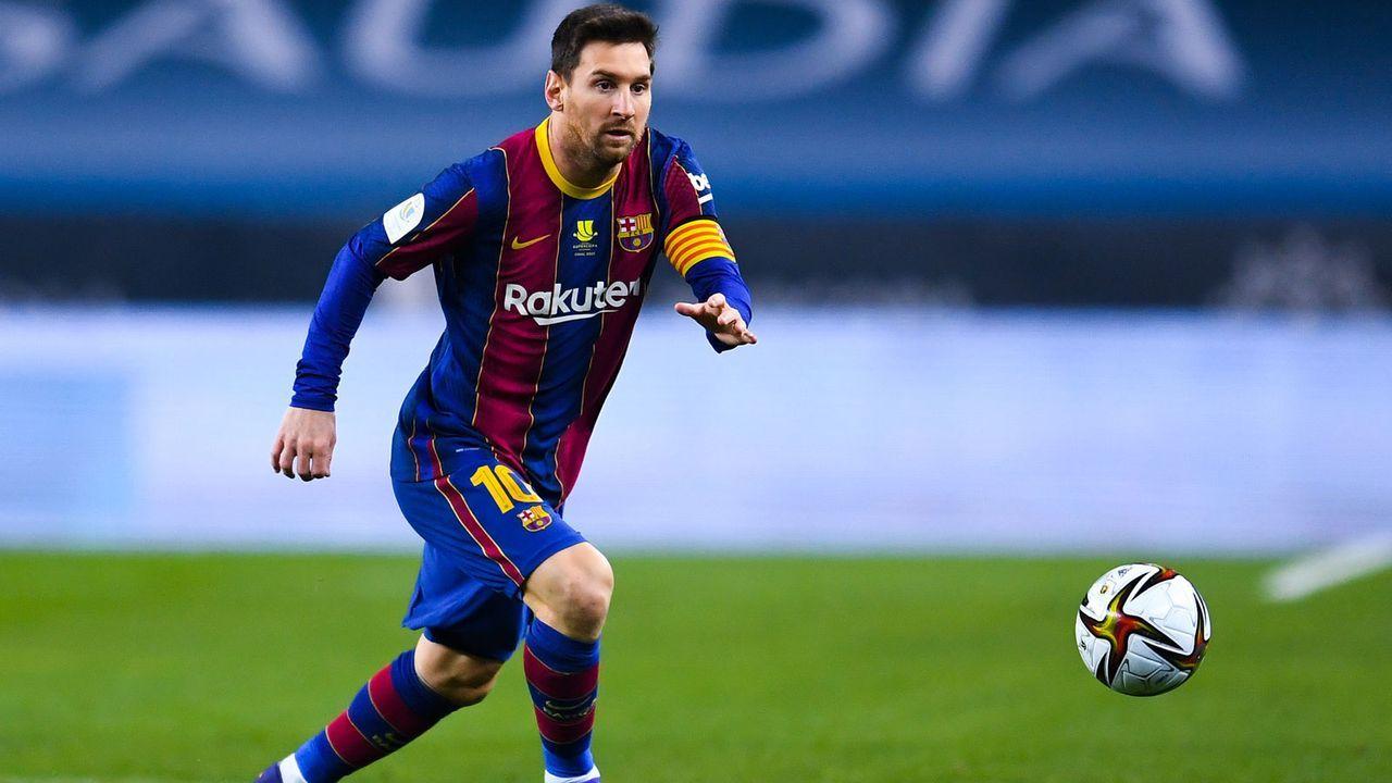 Lionel Messi (FC Barcelona) - Bildquelle: Getty Images
