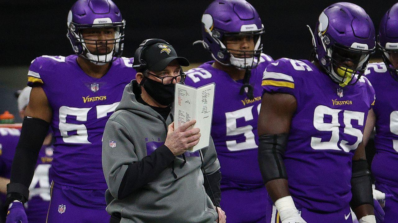 Minnesota Vikings - Wo soll es hingehen, Vikings?  - Bildquelle: 2020 Getty Images