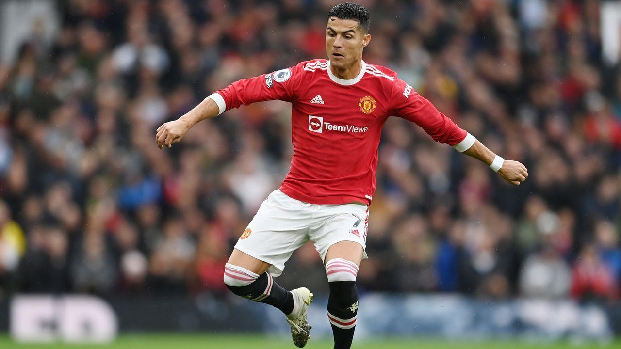 Cristiano Ronaldo (Manchester United) - Bildquelle: 2021 Getty Images
