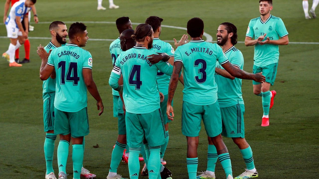 Real Madrid - Bildquelle: imago images/Agencia EFE