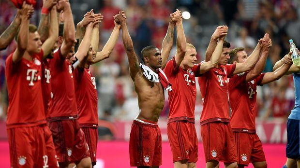 Deutsche in der Champions League - Bildquelle: 2015 Getty Images
