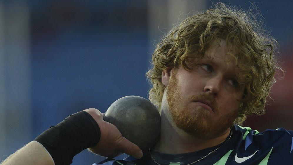Sensationeller Weltrekord: Ryan Crouser - Bildquelle: AFPSIDMICHAL CIZEK