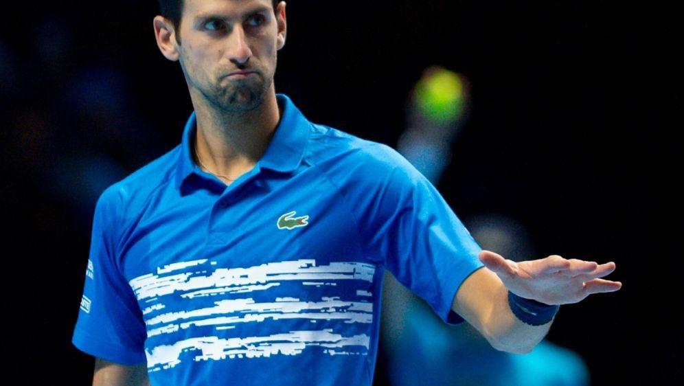 Djokovic räumt Fehler bei der Planung der Adria-Tour ein - Bildquelle: FIROFIROSID