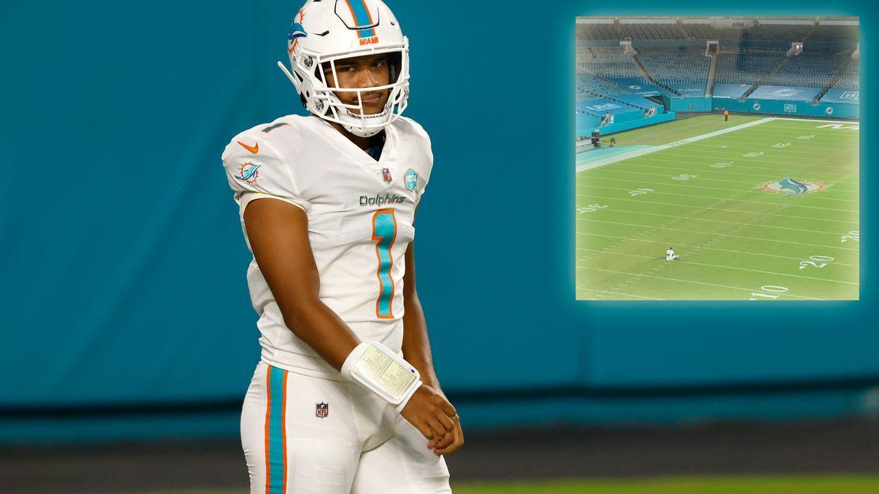 Ein langer Weg in die NFL - Bildquelle: Getty Images