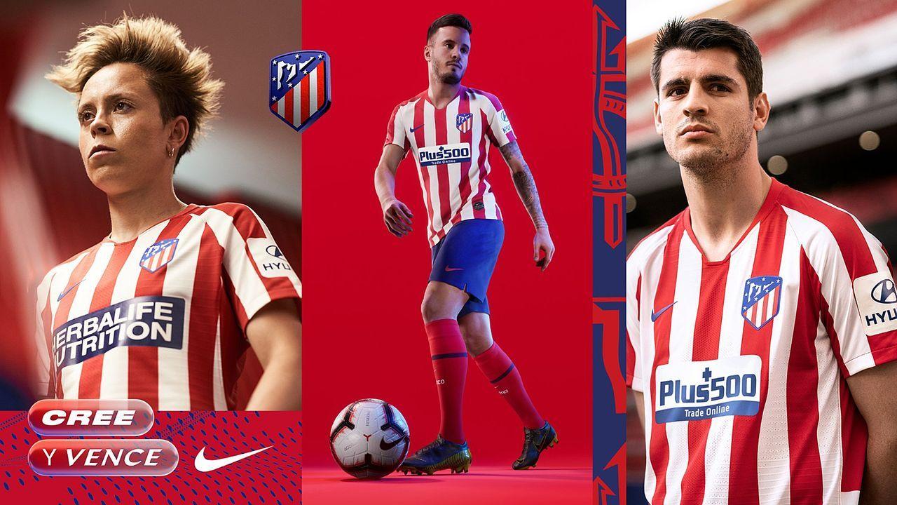 Atletico Madrid - Bildquelle: twitter@Atleti