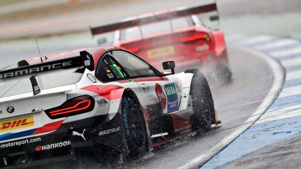 Am kommenden Wochenende trifft die DTM in Japan auf Rennfahrer aus der SUPER... - Bildquelle: imago images/HochZwei