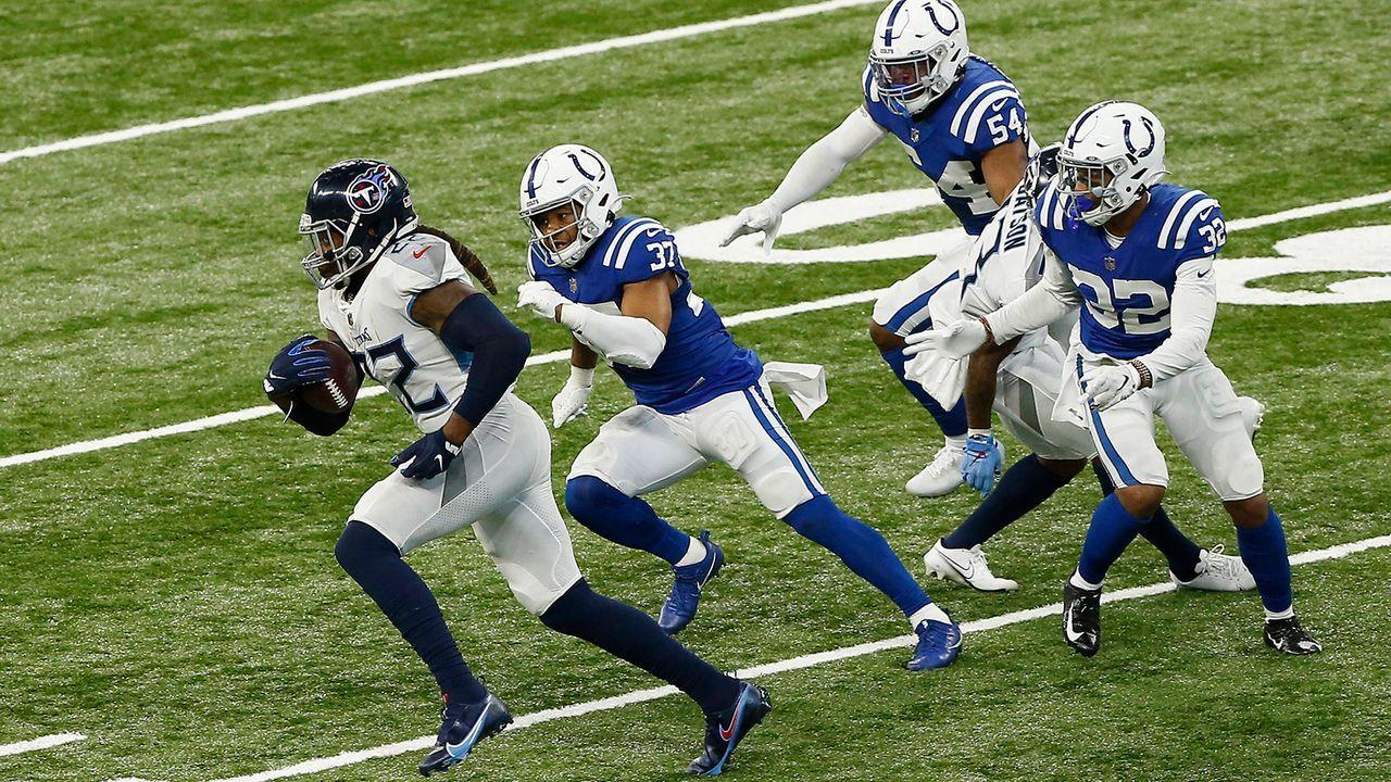 Platz 8: Indianapolis Colts (11-5) - Bildquelle: Imago