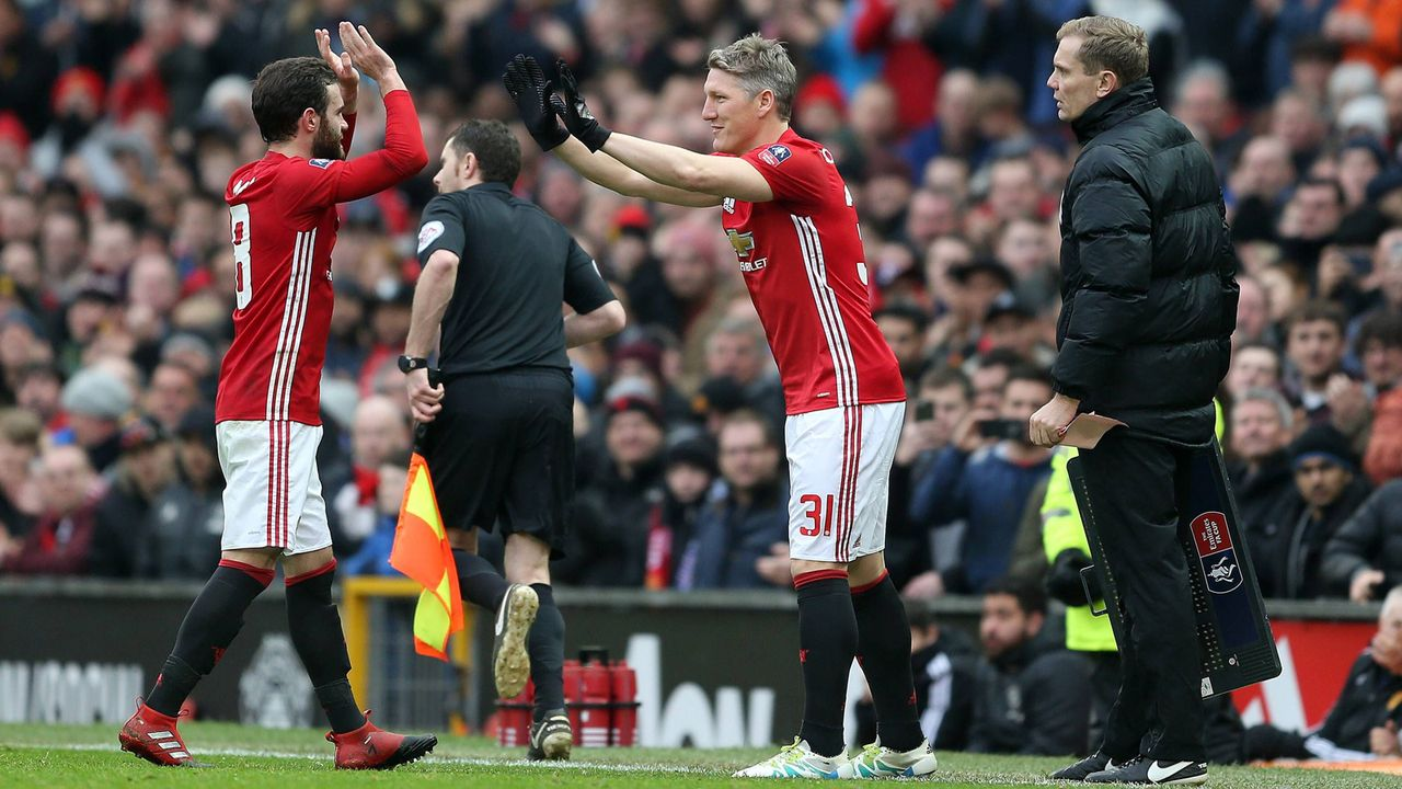 Manchester United - Bildquelle: Imago