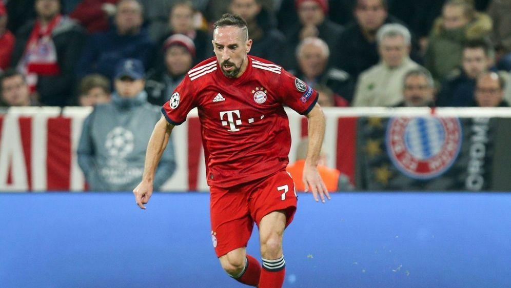Franck Ribery hat sich bei Patrick Guillou entschuldigt - Bildquelle: PIXATHLONPIXATHLONSID