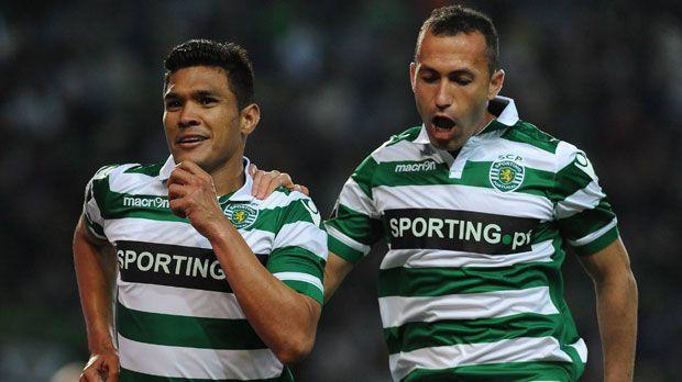 Sporting Lissabon - Bildquelle: imago/GlobalImagens
