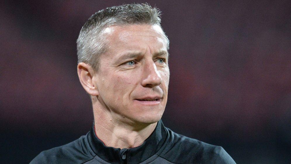 Marek Mintal steht vor seinem Cheftrainerdebüt - Bildquelle: AFPSIDTIMM SCHAMBERGER