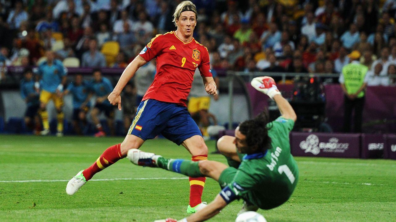 EM 2012: Fernando Torres (Spanien) - Bildquelle: Getty Images