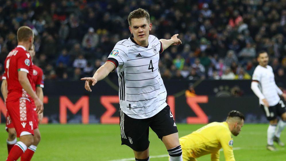 """Sein Treffer gegen Weißrussland wurde zum """"Tor des Jahres 2019"""" in der Natio... - Bildquelle: 2019 Getty Images"""