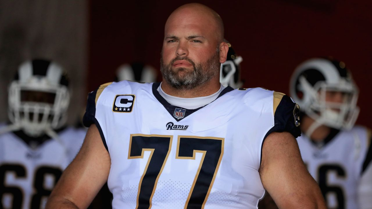 Offensive Tackle: Andrew Whitworth - Bildquelle: 2017 Getty Images