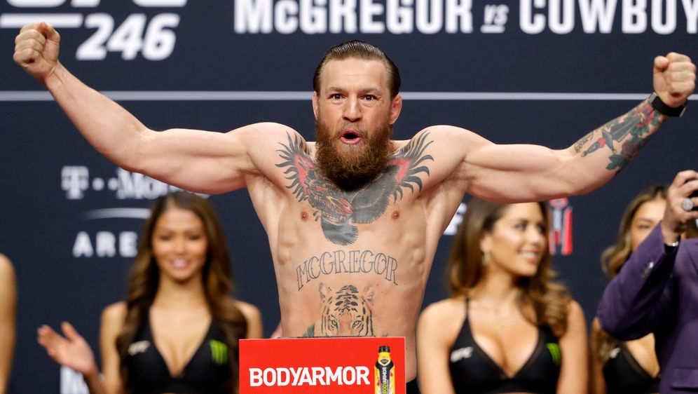 Conor McGregor. - Bildquelle: 2020 Getty Images