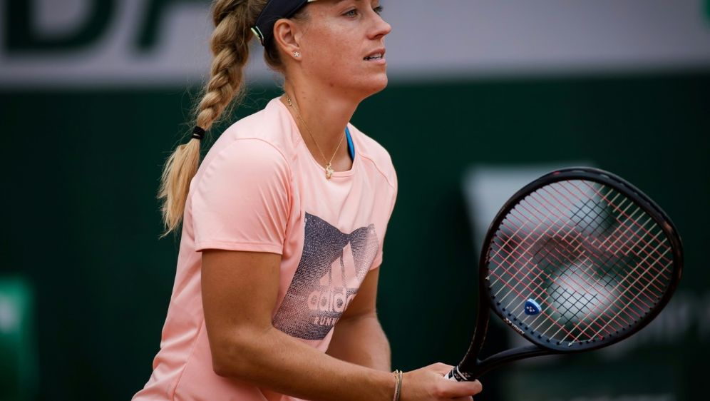 Angelique Kerber rutscht in der Weltrangliste weiter ab - Bildquelle: FIRO SportphotoFIRO SportphotoSID