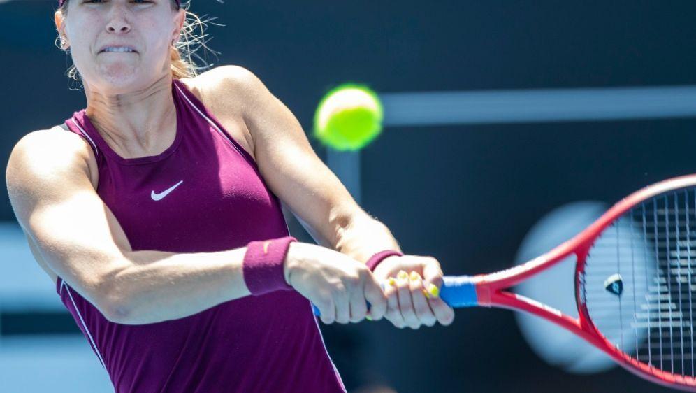 Tennis-Beauty Bouchard sucht neuen Coach - Bildquelle: AFPSIDDAVID ROWLAND