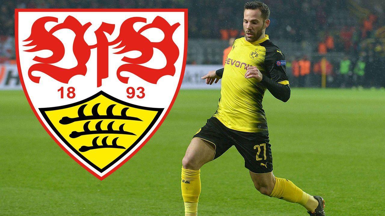 Gonzalo Castro (Zugang VfB Stuttgart) - Bildquelle: imago