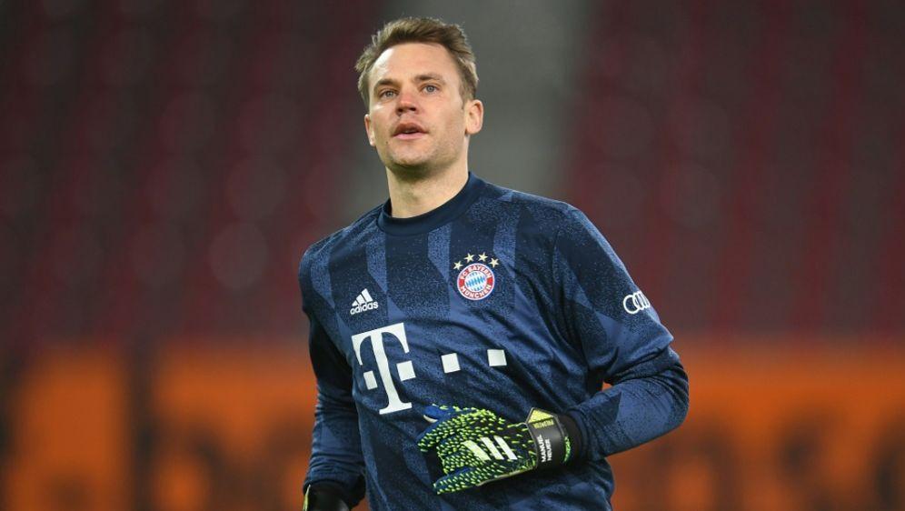 Darf sich über einen Rekord freuen: Manuel Neuer - Bildquelle: AFPPoolSIDANDREAS GEBERT