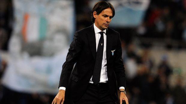 Simone Inzaghi (Lazio Rom) - Bildquelle: 2018 Getty Images