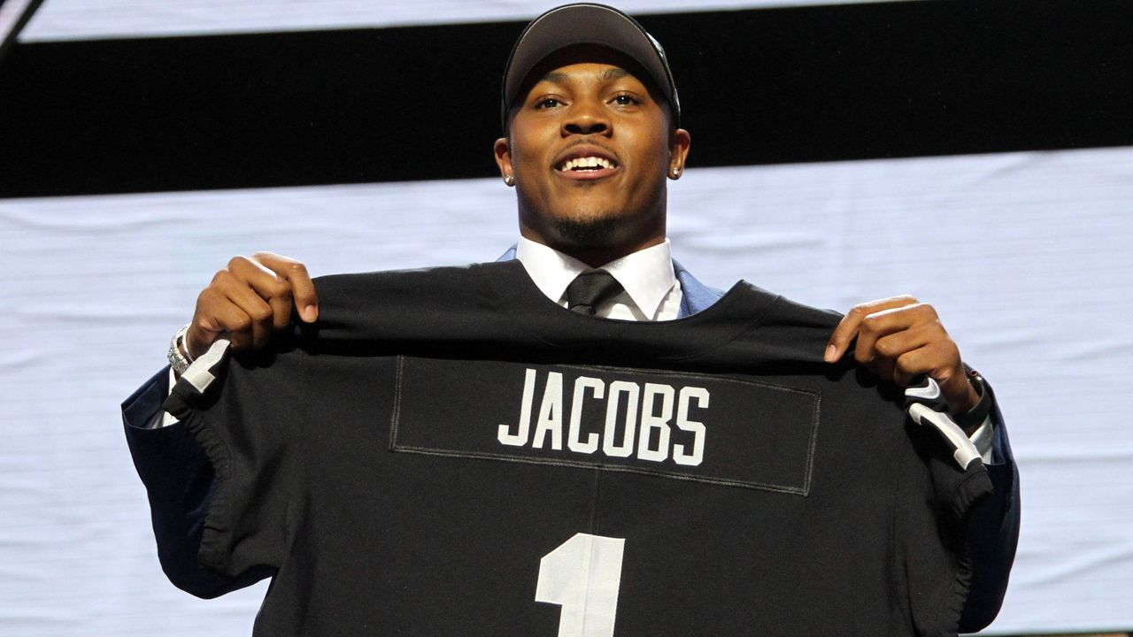 Josh Jacobs (Running Back, Oakland Raiders) - Bildquelle: imago
