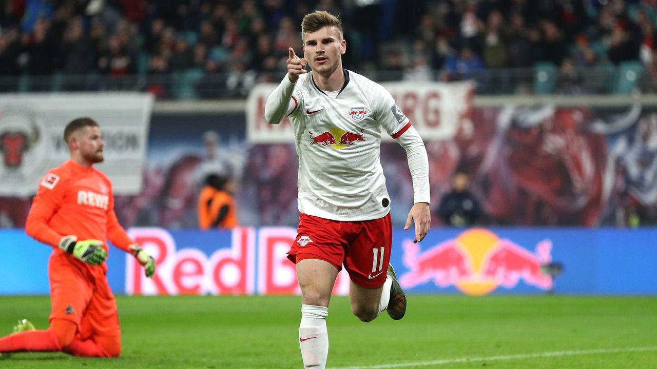 Timo Werner (RB Leipzig) - Bildquelle: 2019 Getty Images