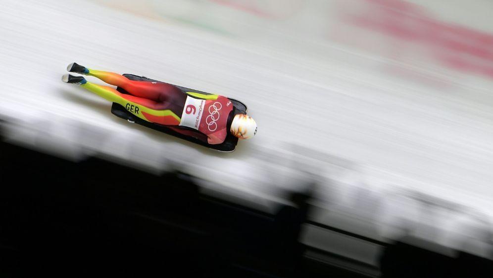 Tina Hermann steht im Weltcup-Kader im Skeleton - Bildquelle: AFPSIDMOHD RASFAN