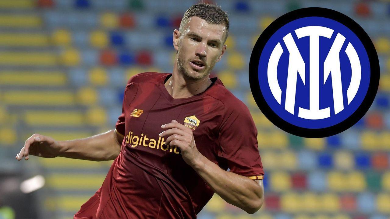 Edin Dzeko (Inter Mailand) - Bildquelle: Imago Images