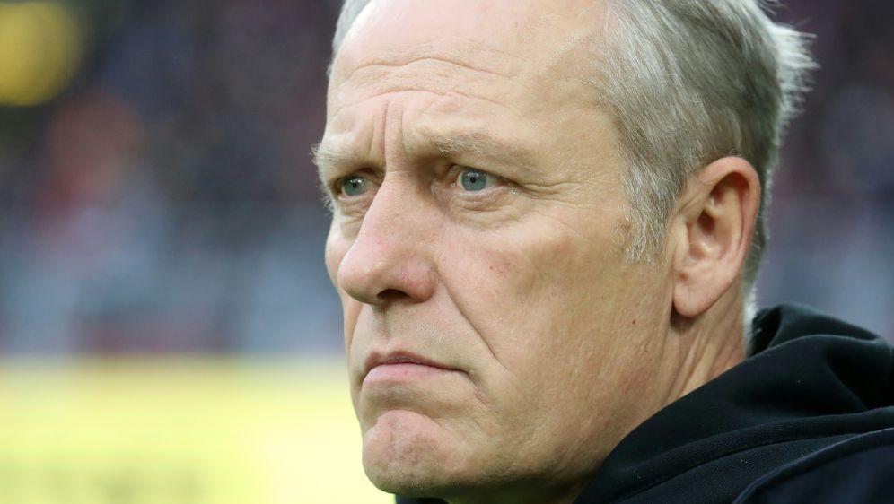 Der SC Freiburg setzt vorerst weiter auf Heimtraining - Bildquelle: FIROFIROSID