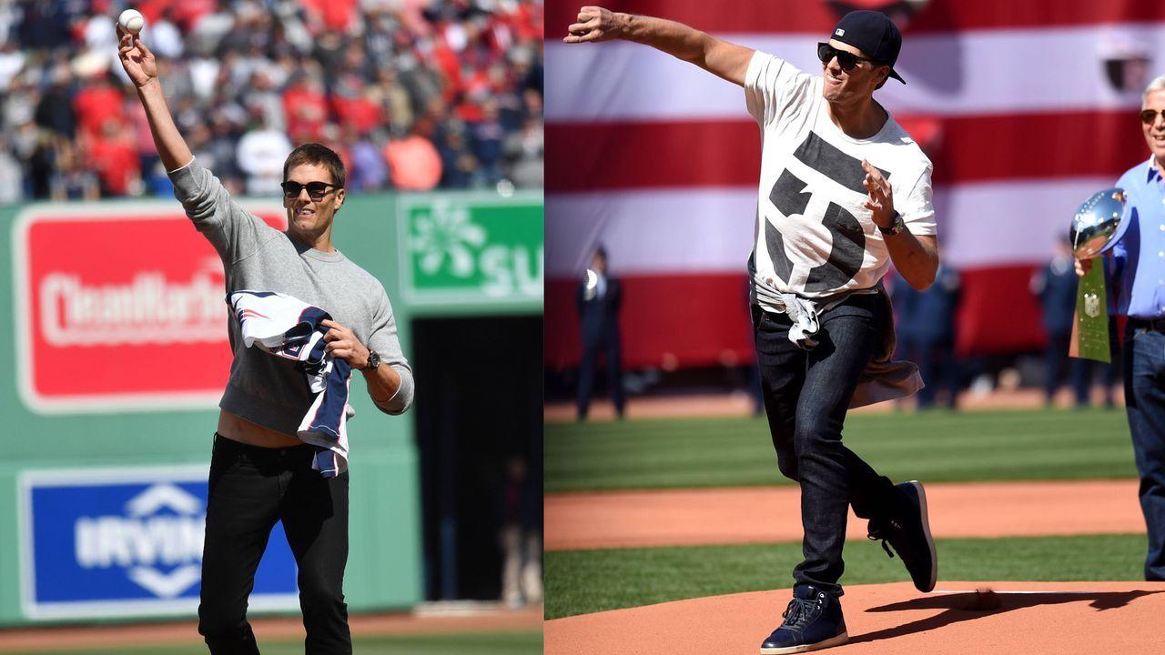 Aprilscherz: Brady kauft die Montreal Expos - Bildquelle: imago