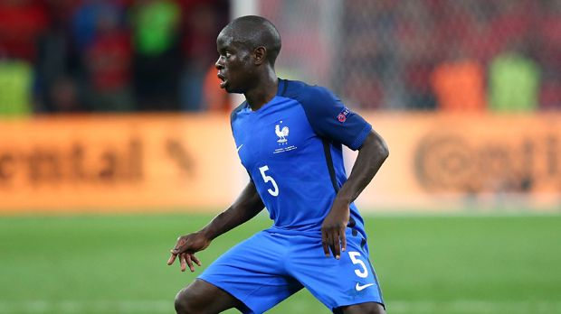 N'Golo Kante - Bildquelle: Getty