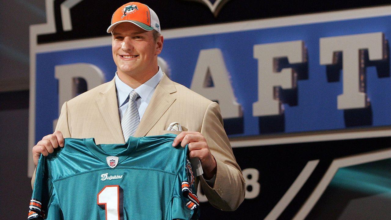 NFL Draft 2008: Jake Long - Bildquelle: 2009 Getty Images