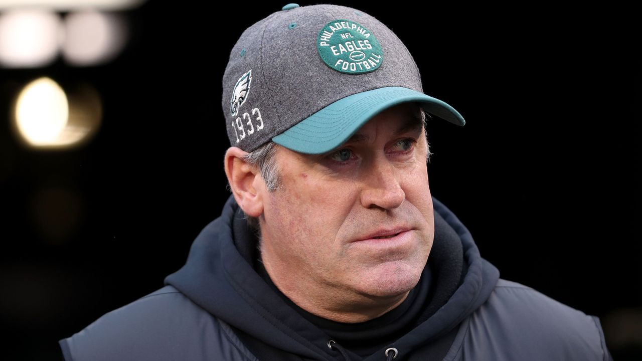 Doug Pederson (Ex-Head-Coach - Philadelphia Eagles) - Bildquelle: 2020 Getty Images