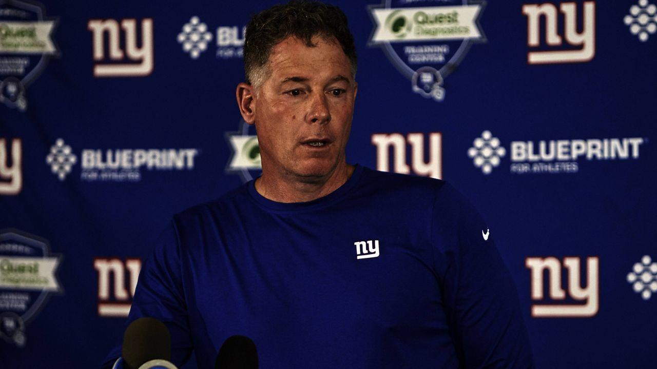 Head Coach Pat Shurmur - Bildquelle: imago images / ZUMA Press
