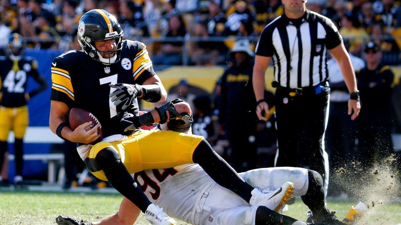 Pittsburgh Steelers (1-2) - Bildquelle: 2021 Getty Images