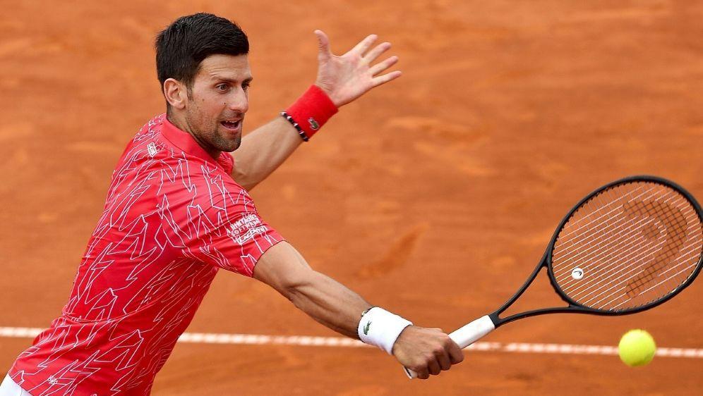 Novak Djokovic verteidigt sich gegen Kritik - Bildquelle: PIXATHLONPIXATHLONSID