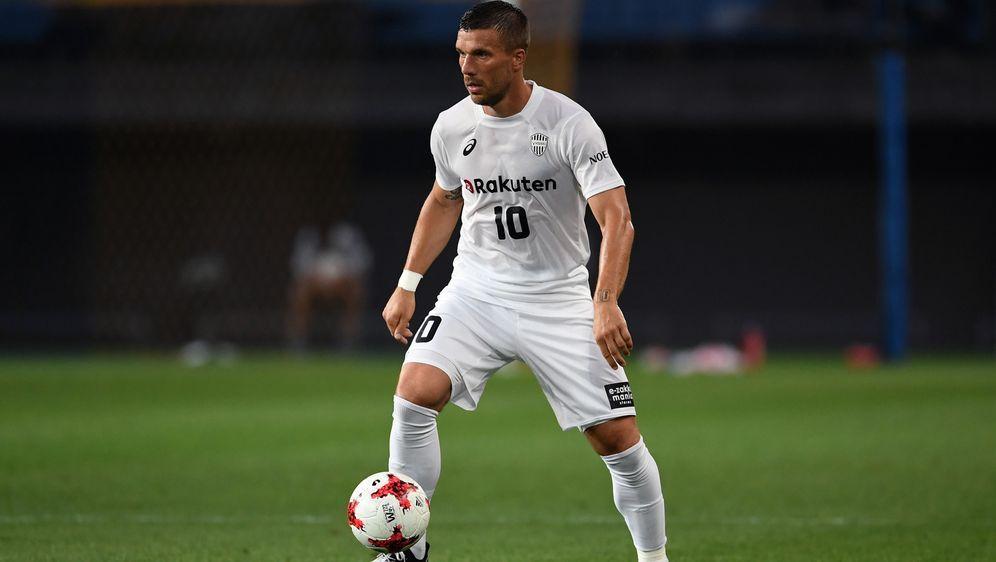 Podolski verlor mit Vissel Kobe gegen Urawa Red Diamonds - Bildquelle: Getty Images
