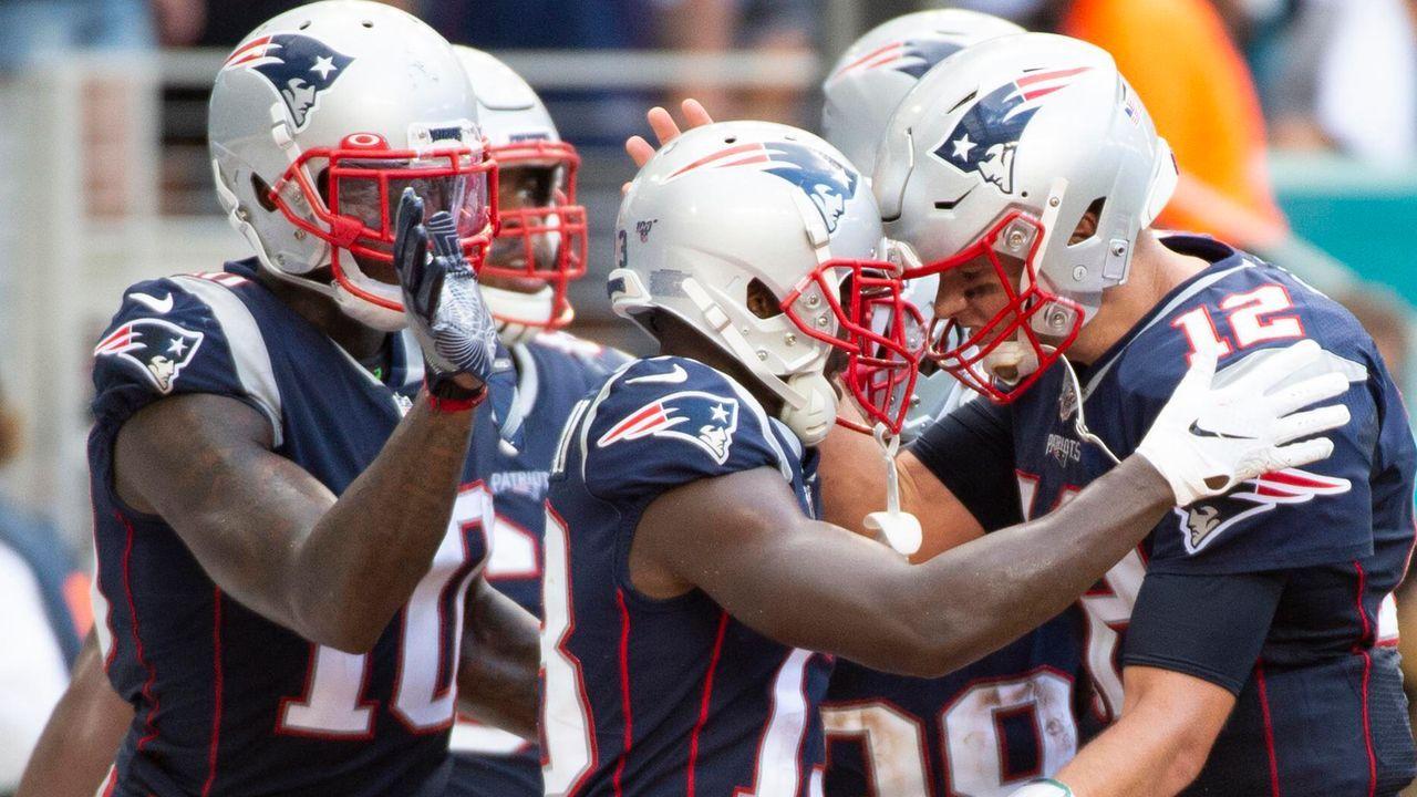 Gewinner: New England Patriots - Bildquelle: imago images / Icon SMI